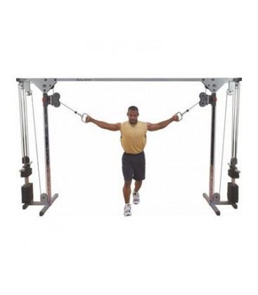 Body Solid GCCO-150S тренажер для мышц рук и спины