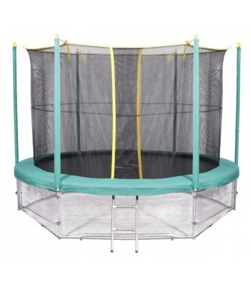 Дачный батут для детей с сеткой Hasttings 8ft (2,43 м)