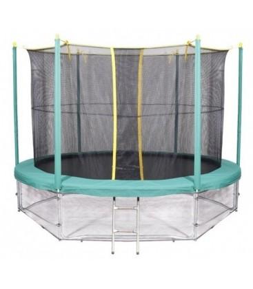 Батут для детей с защитной сеткой Hasttings 14ft (4,26 м )