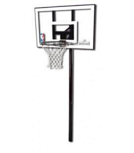 Стойка баскетбольная Spalding Silver 44