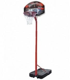 Мобильная баскетбольная стойка 34 DFC SBA-003