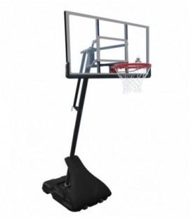 Мобильная баскетбольная стойка DFC черная