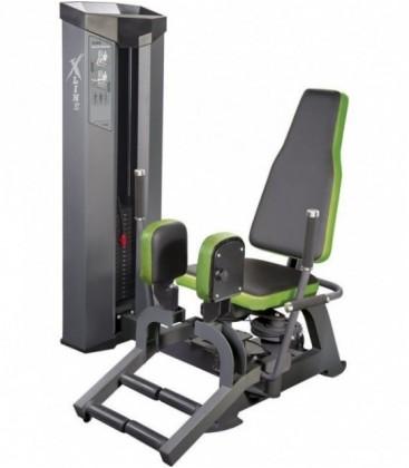 Тренажер для приводящих и отвод. мышц бедра сидя