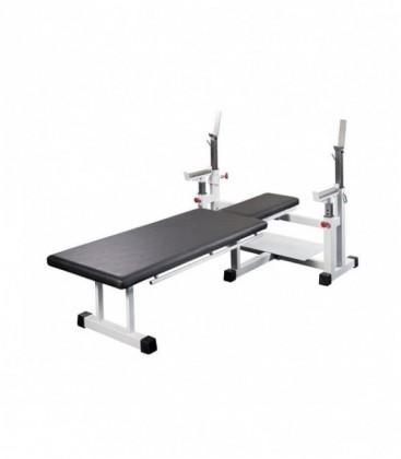 Скамейка для жима горизонтальная ( параолимпийская ) SТ-326