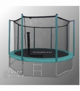 Батут — Clear Fit Elastique 12ft