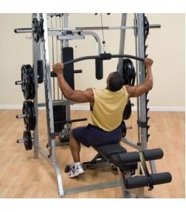 Опция верхняя тяга Body Solid GLA-348QS/GLA-348Q