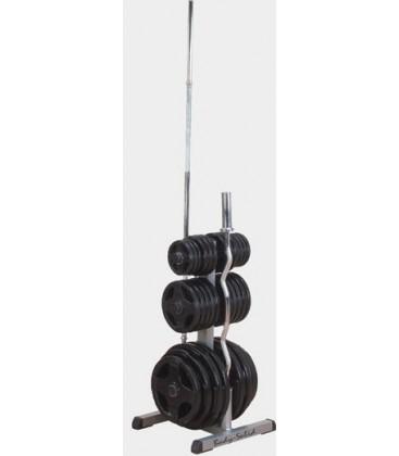 Подставка для олимпийских дисков и грифов--Body Solid GOWT