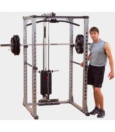 Рама для приседов Body Solid GPR-78/PR-78