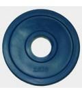 Олимпийский диск евро-классик, серия Ромашка 2.5 кг