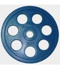 Олимпийский диск евро-классик с хватом Ромашка, 20 кг