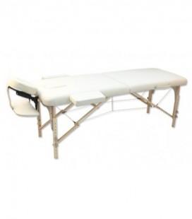 Складной массажный стол Oxygen Ecoline 50 (СИНИЙ АГАТ)