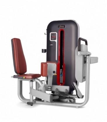 BRONZE GYM MT-018 Приведение/Отведение бедра сидя (КОРИЧНЕВЫЙ)
