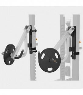MATRIX MAGNUM OPT17R Рычаги для жима для силовой рамы MEGA Power Rack