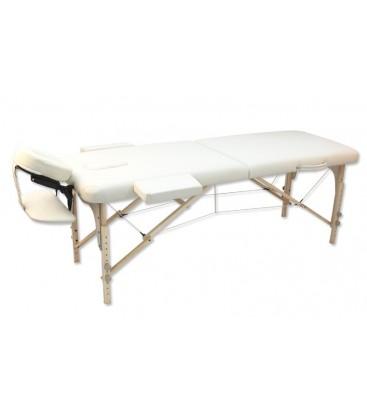 Складной массажный стол Oxygen Ecoline 50 (БЕЖЕВЫЙ)